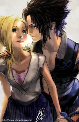 inO & sasuke♥