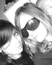 Moi && Mà Poule que j'aime = )