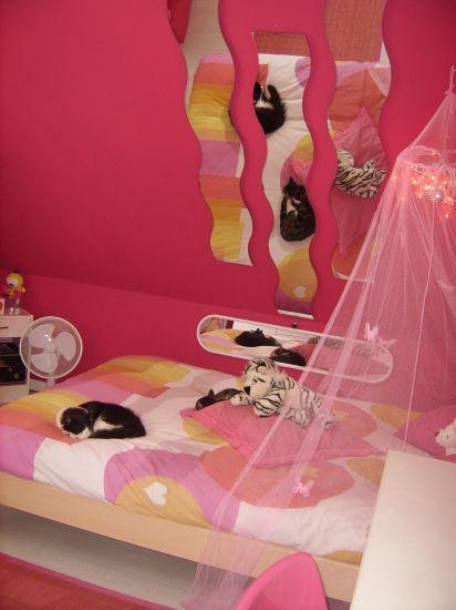 ma chambre le jour