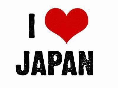 i <3 japan
