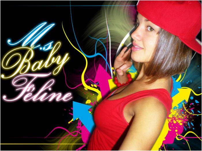 BABY FELINE !=D