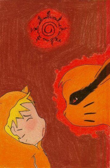 Naruto et Kyubi merci a Kasumy13 pour la photo