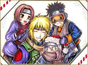 La team Yondaime