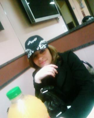 Moi avec la casquette du Skyzo