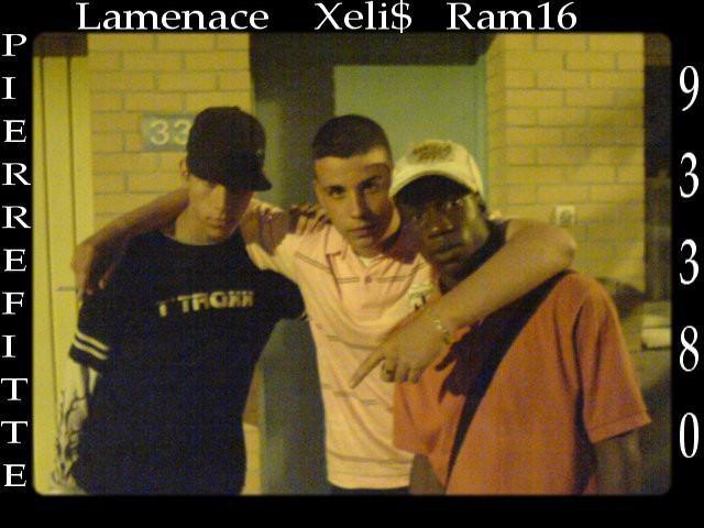 lamenace xelis et moi aka ram16