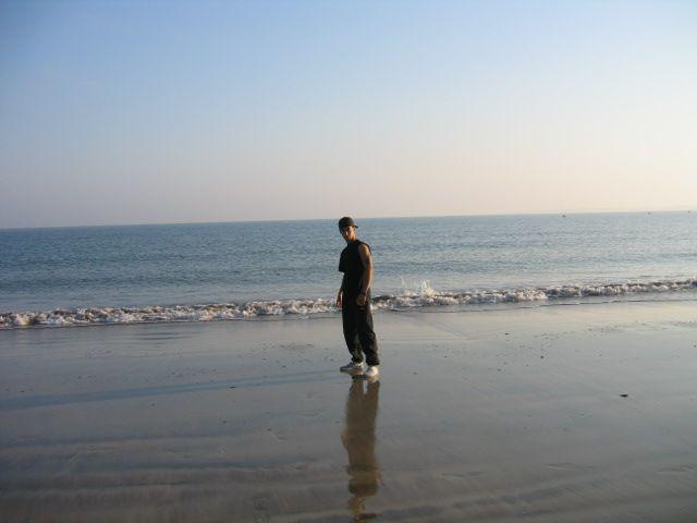 la plage de mouhamadia