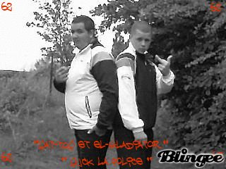 el-gladiator et fat-tof