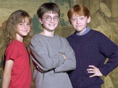 hermione harry et ron