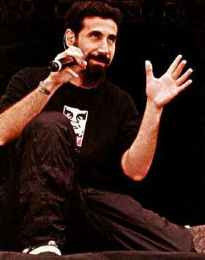 Mon AmouR !! LOL ! Serj Tankian !!