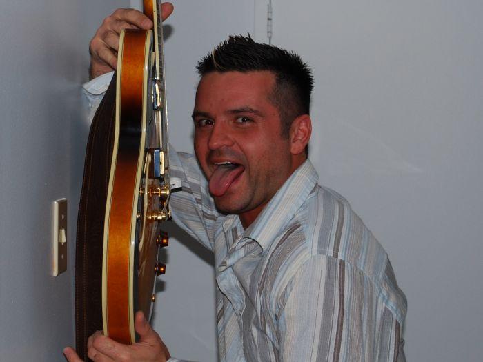 j'adore les guitares