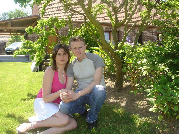 moi et mon fiancé