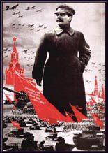 Staline et l'armée Rouge