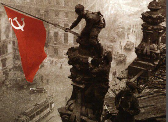 L'armée Rouge à Berlin