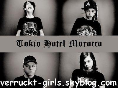 wir wollen tokio hotel