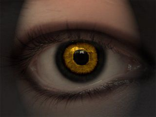 devils eye