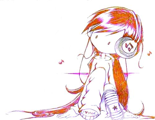 Music Saves my Soul...