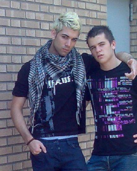 JuanitoxXx y ex miembro Lixxy