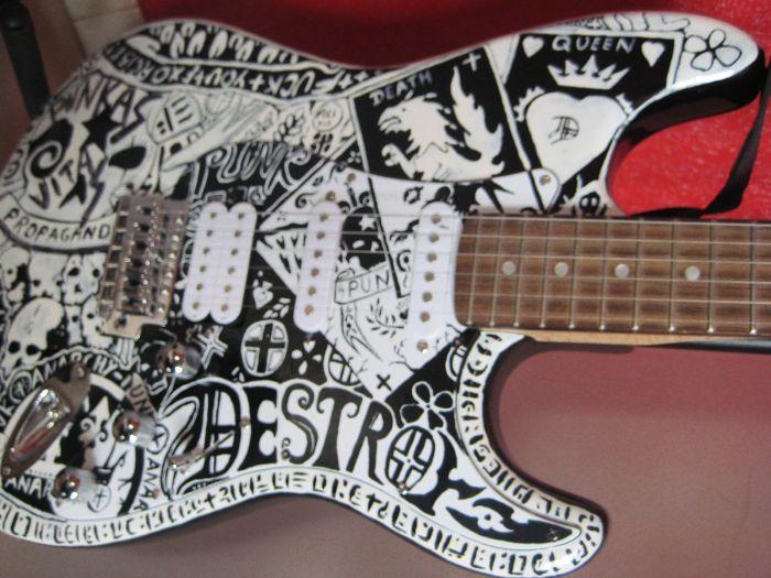 Ma guitar <3