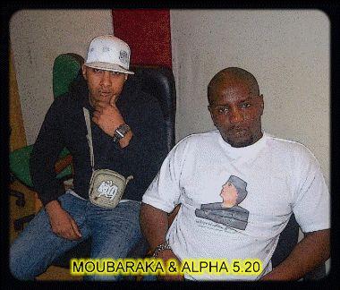 moubaraka et alpha 5.20