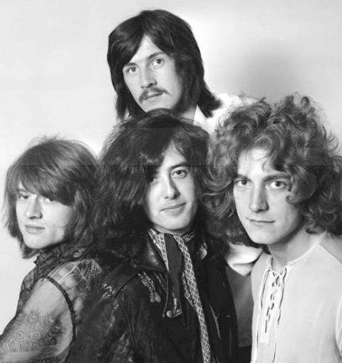Led Zeppelin... (Mon groupe préféré!!!)