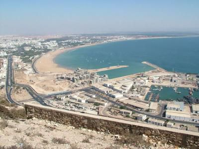 ma ville Agadir
