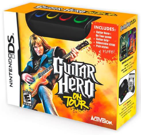 Guitar hero on tour DS