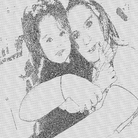 Megan et maman
