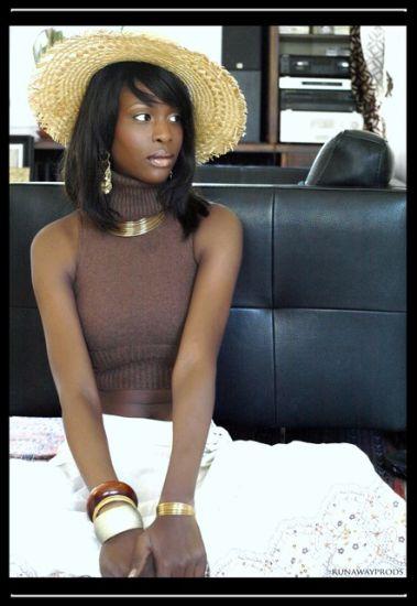 Sita camara, miss soninké france 2008