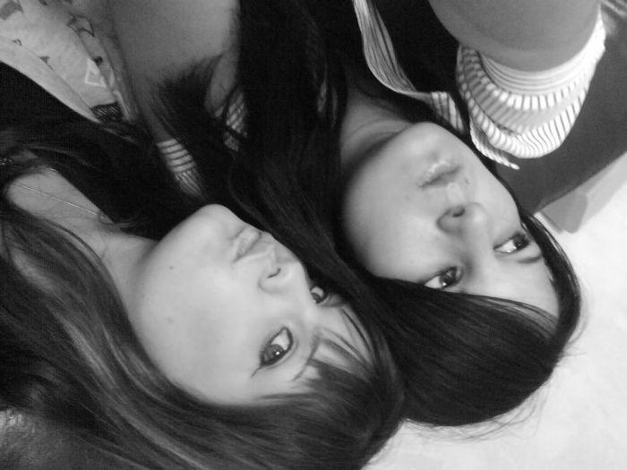 Ma Jumela`h && Moi
