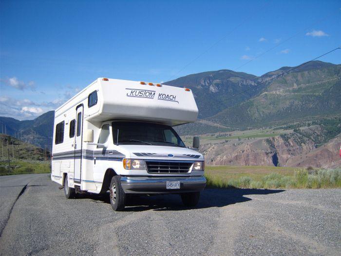 Week de 3 jour en camping car, 1500km parcourue, excellent !