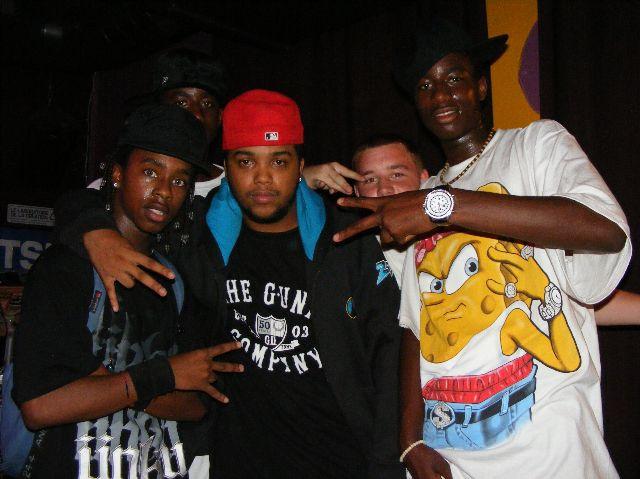 # Black Niggaz et BS Adebisii ( featuring ds le blog)