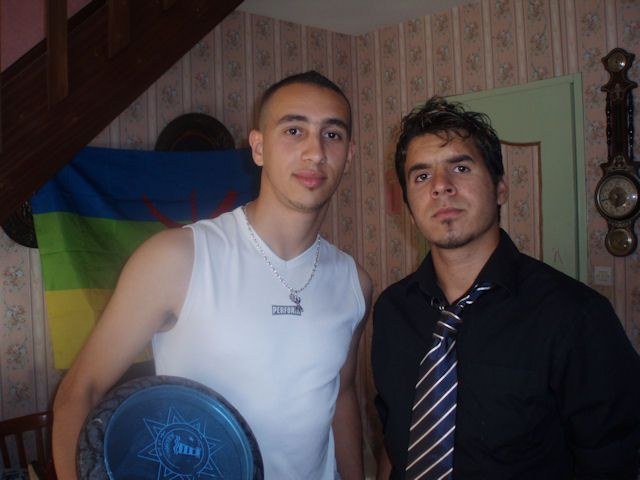 Saïd et Ardouane