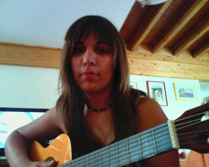 me a la guitare!!(je debute)
