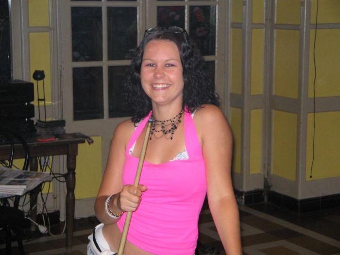 une photo de moi quand j'avais 16 ans