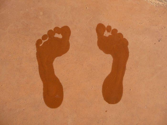 mes pieds =D