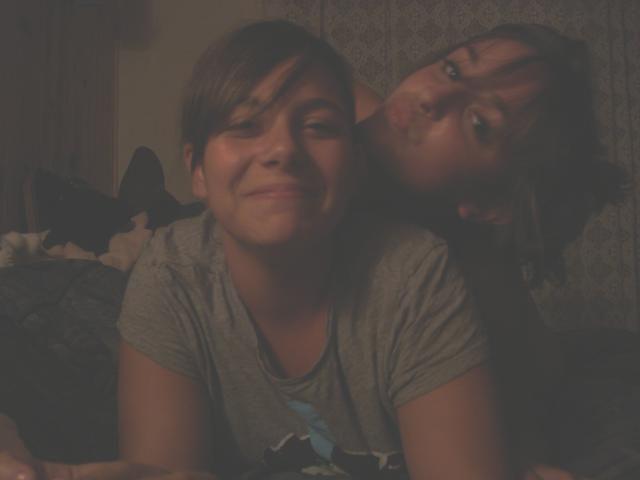 Moi et Coralie