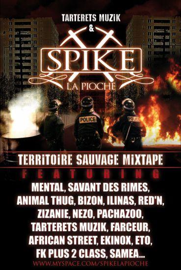 la mixtape sauvage du rap français!!!!!!!