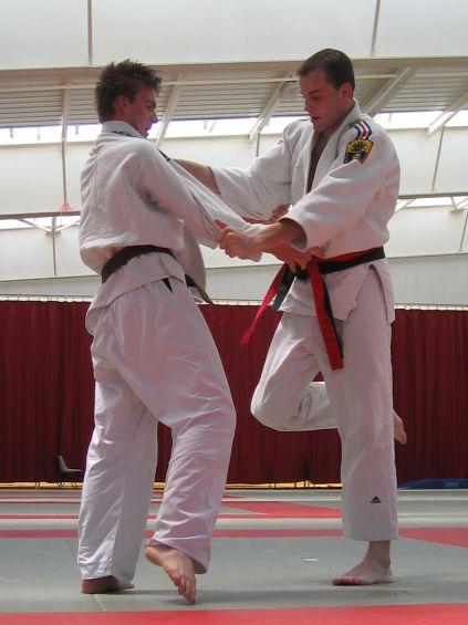 moi au judo