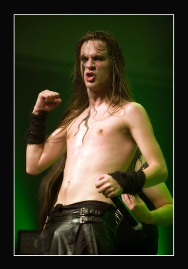 Vreth, chanteur de Finntroll (3e chouchou ^^)