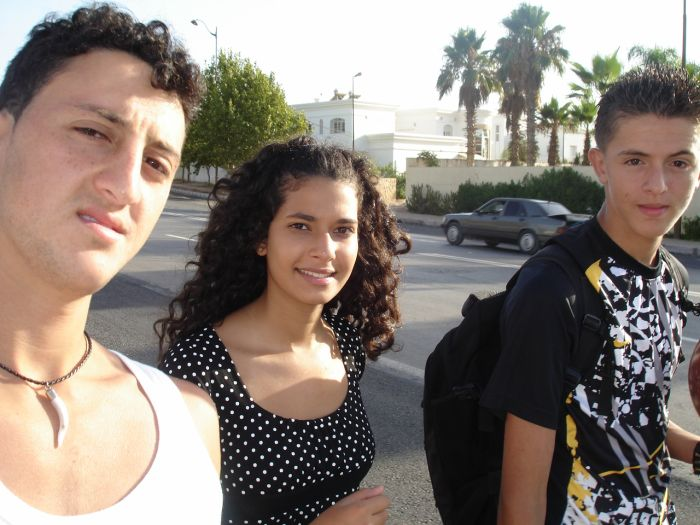 karim et oumaima et moi