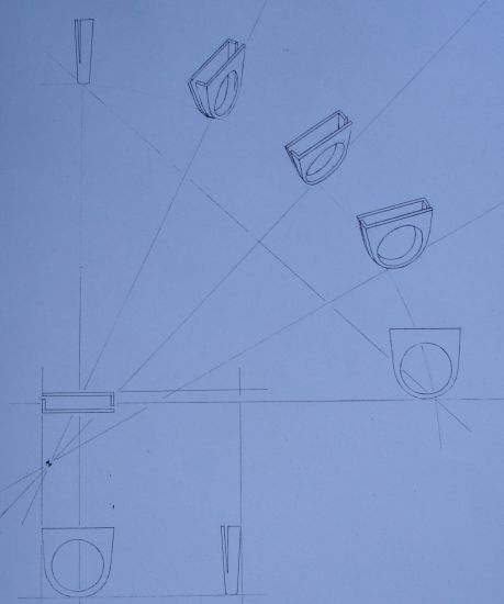 Dessin projet bague n°1 (dessin de michaël)