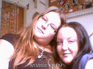 Me and my big sister tammy