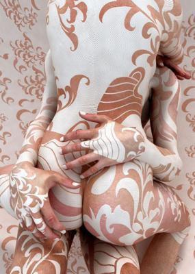 un corps à corps est artistique......!