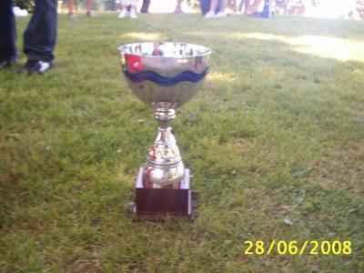 La cup des Olympiens champion  2008
