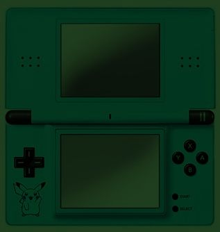 Ma DS Pikachu !