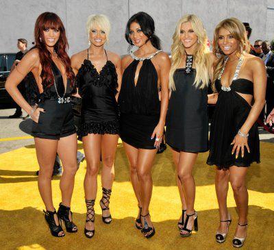 The Pussycat Dolls !!