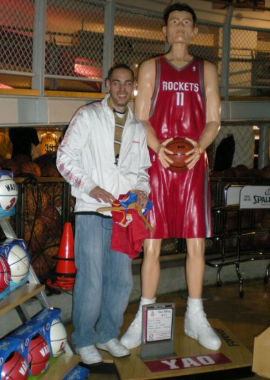 NBA Store of New York City