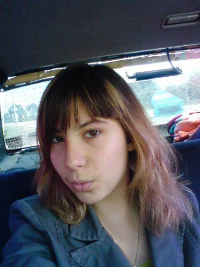 ma nouvelle coupe de cheveux!!!