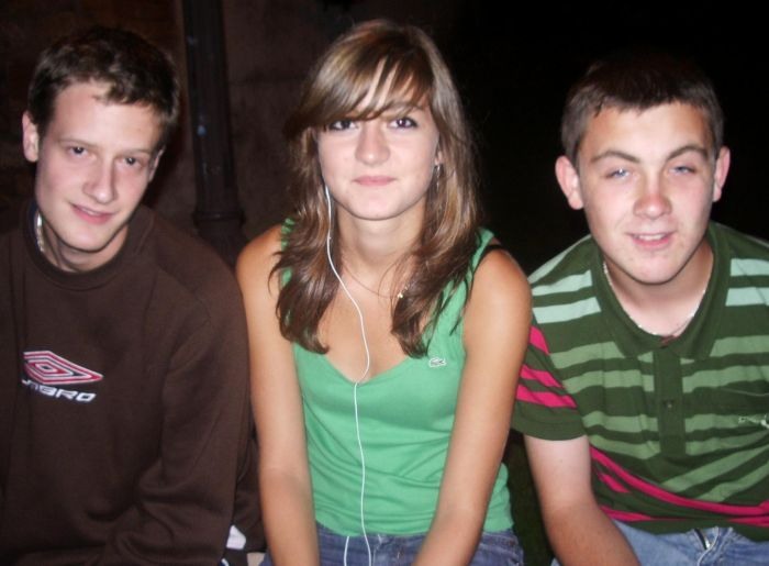Christopher , La Luciiiie & Thomas :)