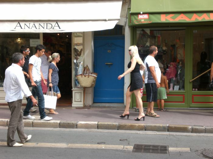 Rue de St Tropez